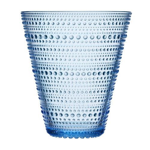 Iittala  Kastehelmi vase 154 mm, aqua