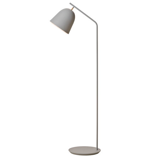 Le Klint Caché floor lamp, grey