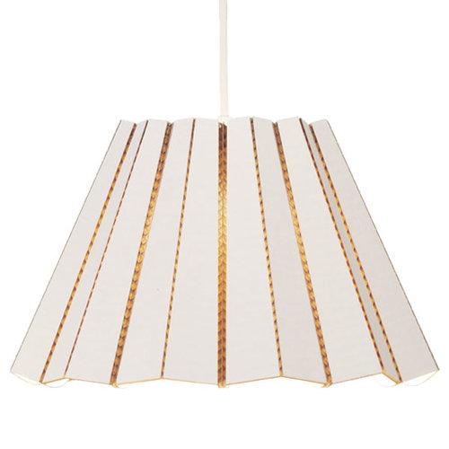 Andbros Model No. 1 pendant lamp, white