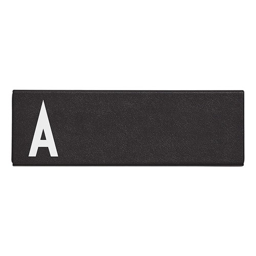 Design Letters Arne Jacobsen Pencil Case, A-Z
