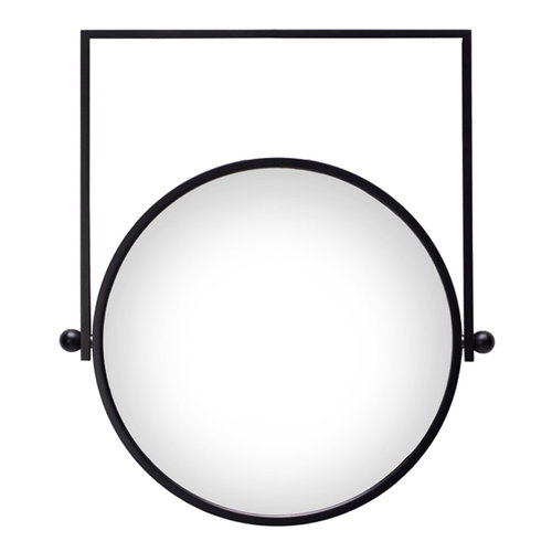 Hakola Lampi mirror, rectangular