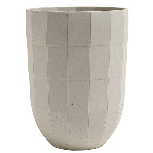 Hay Paper Porcelain maljakko, L