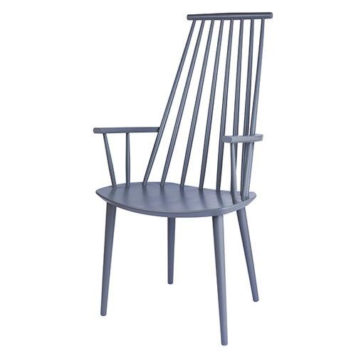 Hay J110 chair, grey