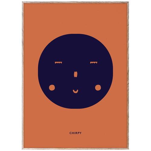 MADO Chirpy Feeling poster