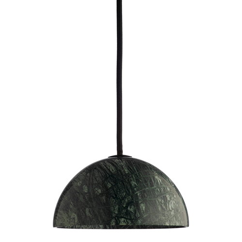 Hay Marble pendant, green