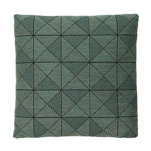 Muuto Tile cushion, green
