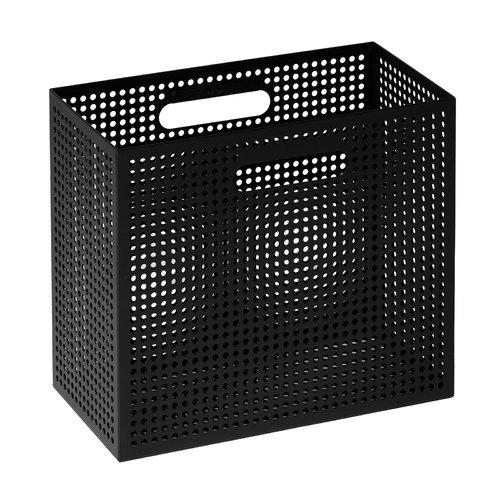 NakNak The Box laatikko, pieni, musta