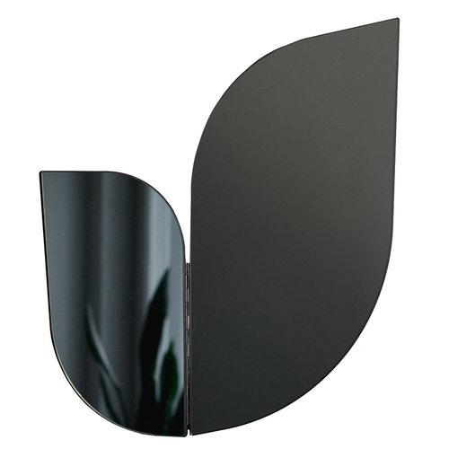 Katriina Nuutinen Perho peili, keskikokoinen, musta