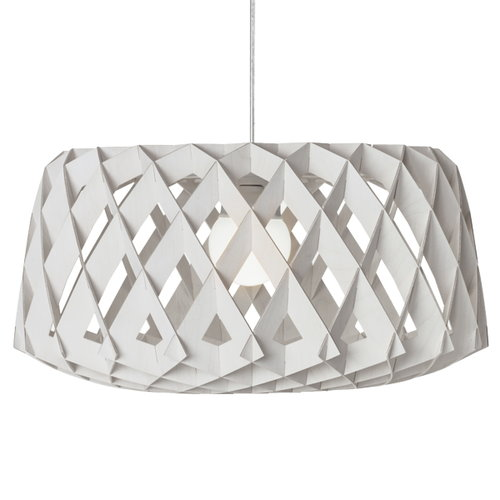 Showroom Finland Pilke 60 pendant, white