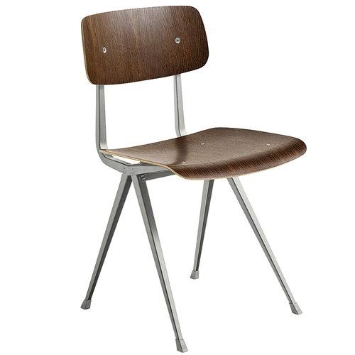 Hay Result tuoli, beige - savustettu tammi