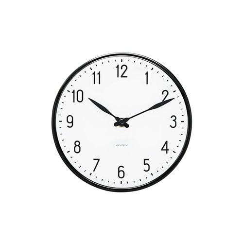 Arne Jacobsen AJ Station sein�kello, 16 cm