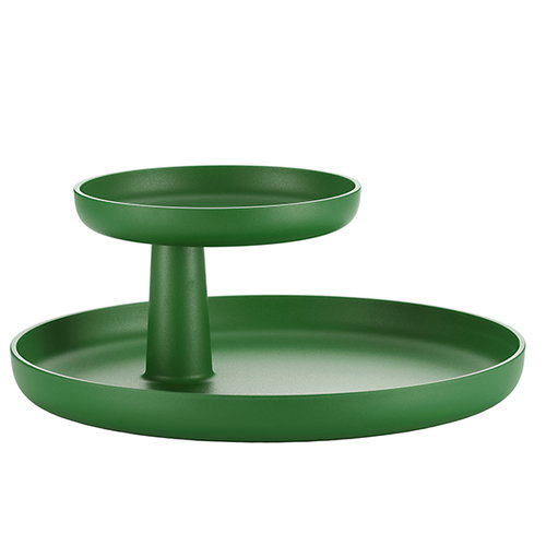 Vitra Rotary tray, palm green
