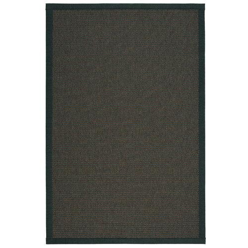 VM Carpet Tunturi rug, black