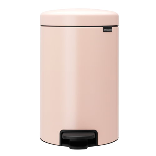 Brabantia newIcon pedal bin, clay pink