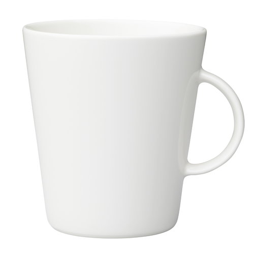Arabia KoKo mug 0,5 L, white