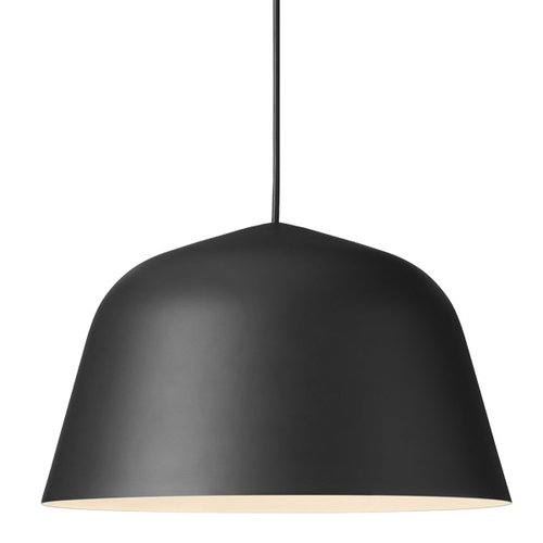 Muuto Ambit pendant 40 cm, black