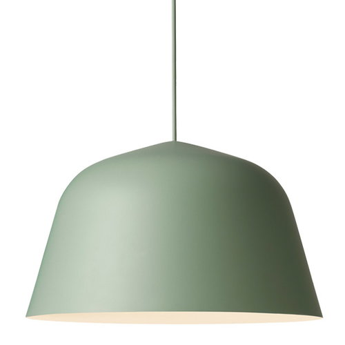 Muuto Ambit pendant, dusty green