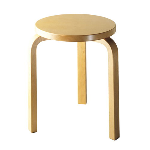 Artek Aalto stool 60, birch