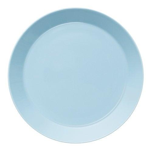 Iittala Teema plate 26 cm, light blue
