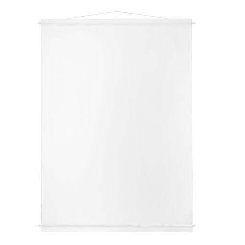 Moebe Poster hanger, white