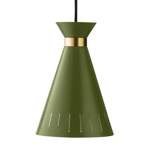 Warm Nordic Cone riippuvalaisin, vihreä