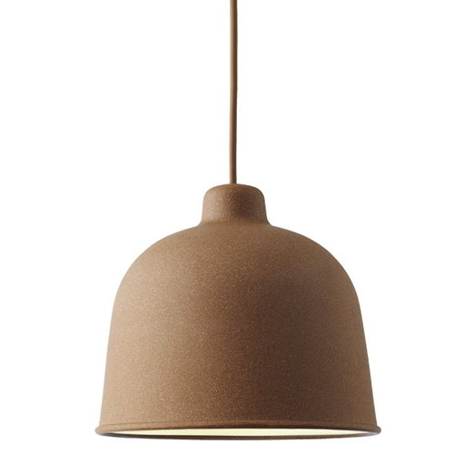 Muuto Grain pendant, nature
