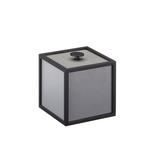 By Lassen Frame 10 laatikko, tummanharmaa