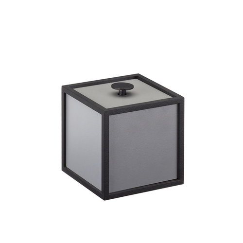 By Lassen Frame 10 box, dark grey