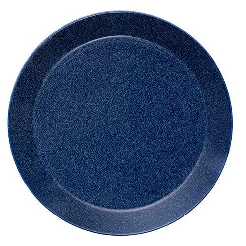 Iittala Teema plate 26 cm, dotted blue