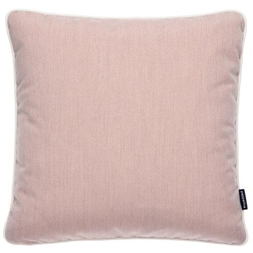 Pappelina Sunny outdoor cushion, 44 x 44 cm, pale rose