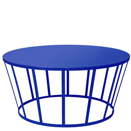 Petite Friture Hollo coffee table, blue