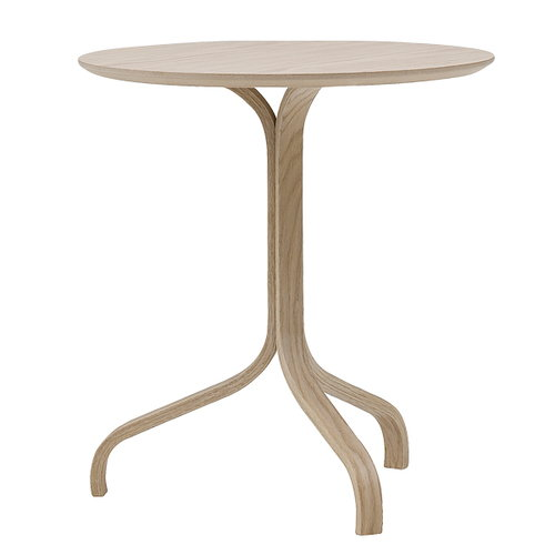 Swedese Lamino table, lacquered oak