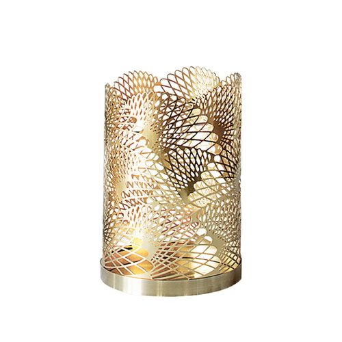 Skultuna Celestial candleholder, brass