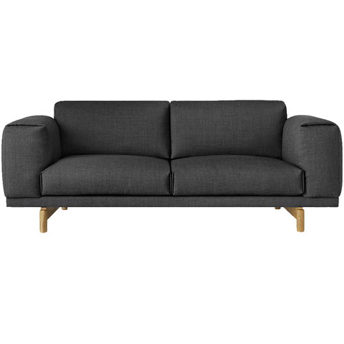 Muuto Rest sofa, 2-seater
