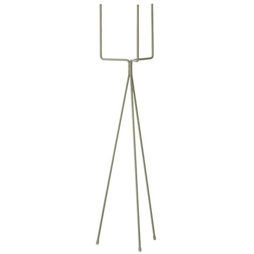 Ferm Living Plant Stand, large, dusty green