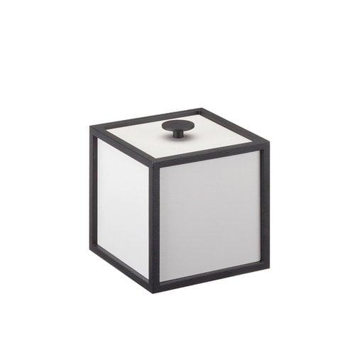 By Lassen Frame 10 laatikko, vaaleanharmaa