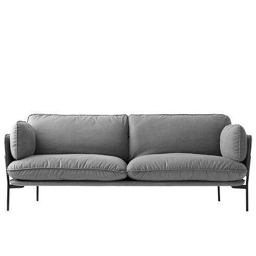 &Tradition Cloud three seater sofa, Hot Madison CH1249/724