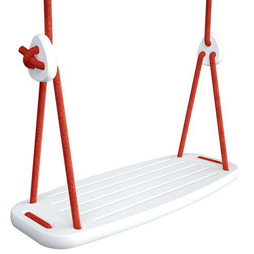 Lillagunga Lillagunga Classic swing, white - red