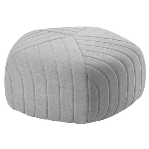 Muuto Five pouf, Light grey - Remix 123
