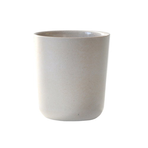 Ekobo BIOBU Gusto cup, M, stone
