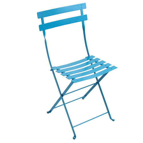 Fermob Bistro Metal chair, turquoise