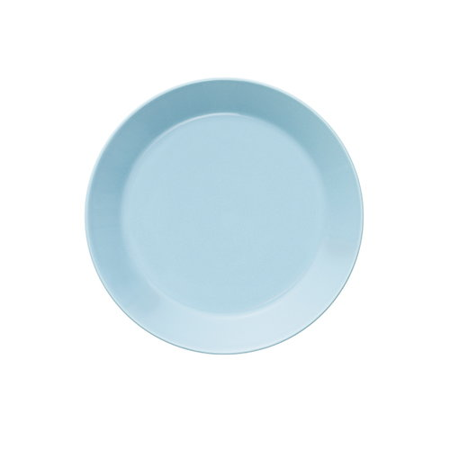 Iittala Teema lautanen 17 cm, vaaleansininen