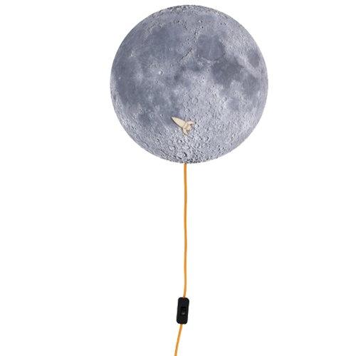 Kotonadesign Moon wall lamp / noteboard