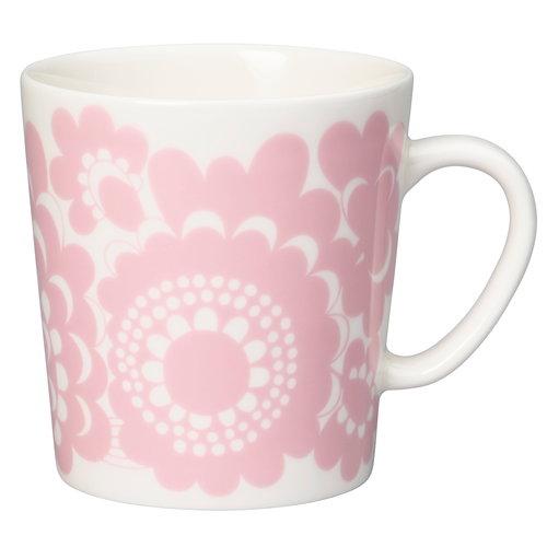 Arabia Esteri mug 0,3 L, pink