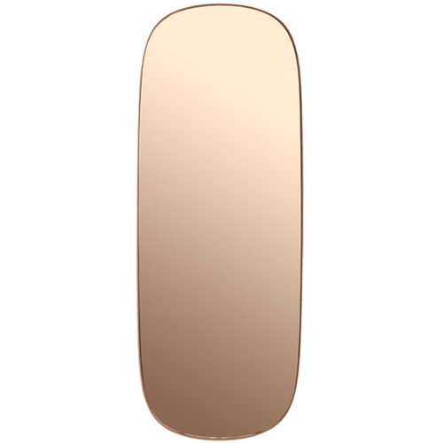 Muuto Framed mirror, large, rose