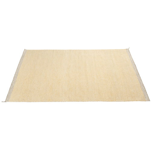 Muuto Ply rug, yellow