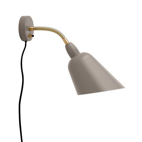 &Tradition Bellevue AJ9 wall lamp, grey beige