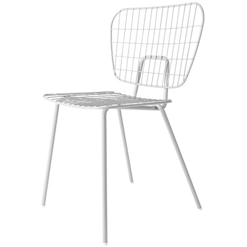 Menu WM String dining chair, white