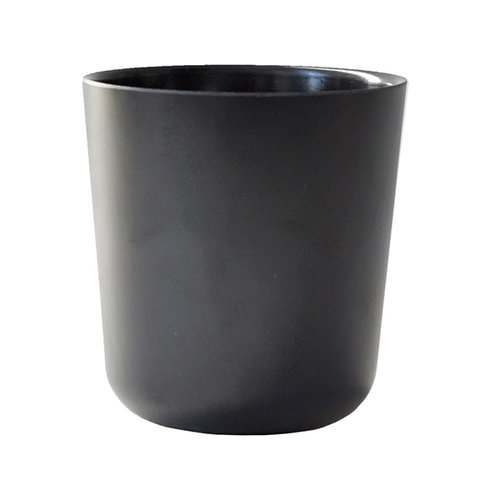 Ekobo BIOBU Gusto cup, L, black