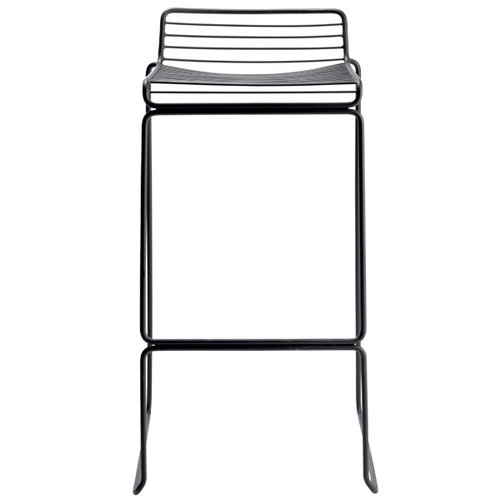 Hay Hee bar chair, black